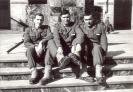 tre' reclute caserma Cesare Battisti cuneo 1966